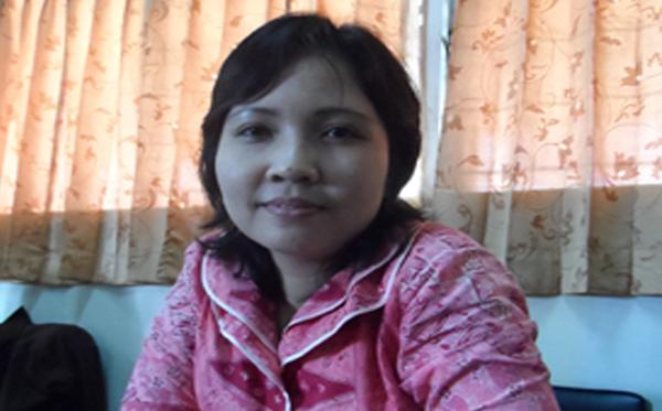Mercy Patanda